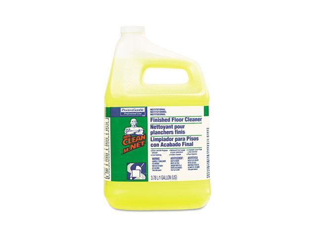 Mr. Clean 02621EA Finished Floor Cleaner, 1 gal. Bottle