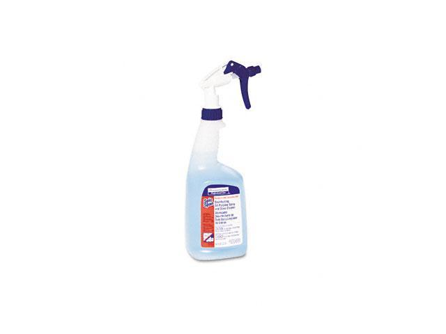 Spic and Span 31240EA Disinfecting Glass Cleaner, 32 oz. Trigger Spray
