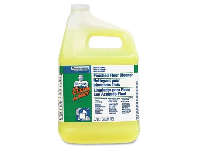Mr. Clean PAG02621CT Finished Floor Cleaner, 1 gal Bottle, 3/Carton