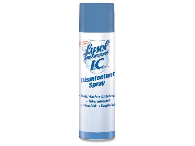 LYSOL Brand I.C. 95029CT Disinfectant Spray, 12 19 oz Aerosol Cans/Carton