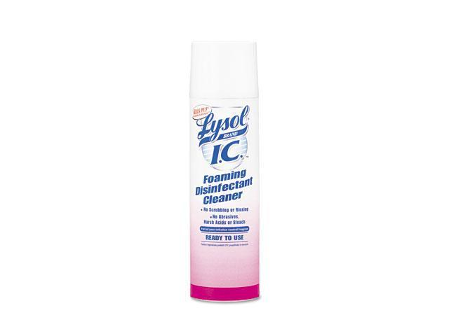 LYSOL Brand I.C. 95524EA Foaming Disinfectant Cleaner, 24 oz. Aerosol