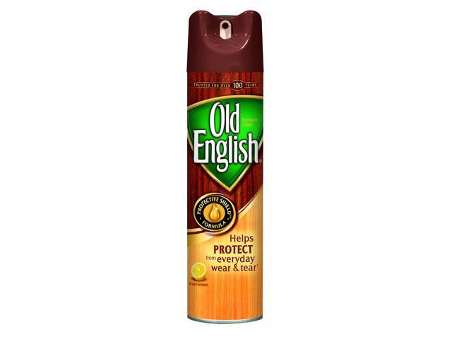 OLD ENGLISH 74035EA Furniture Polish, 12.5 oz. Aerosol