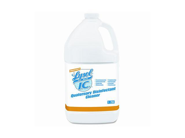 LYSOL Brand I.C. 74983EA Quaternary Disinfectant Cleaner, 1 gal. Bottle