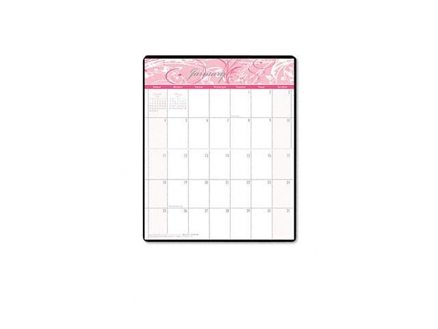 House of Doolittle 246 Breast Cancer Awareness 14-Month Pocket Secretary, 3-3/4 x 6-1/4, Pink