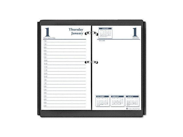 House of Doolittle 4717 Economy Daily Desk Calendar Refill, 3-1/2w x 6h