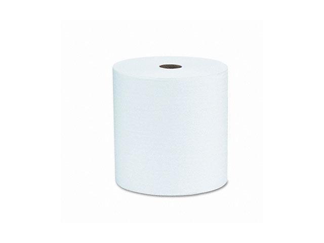 KIMBERLY-CLARK PROFESSIONAL* 01040 SCOTT Hard Roll Towels, 8 x 800', White, 12/Carton