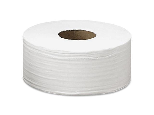 "KIMBERLY-CLARK PROFESSIONAL* 07805 SCOTT Jumbo Roll Bathroom Tissue, 2-Ply, 9"" dia, 1000 ft, 12/Carton"