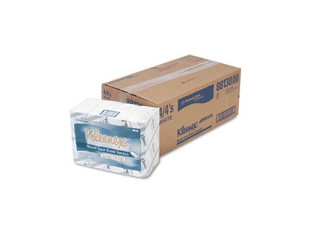 Kimberly-Clark Professional SCOTT Multifold Paper Towels, 9-1/4 x 9-1/2, White, 150/Pack, 16/Carton