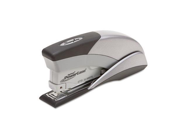 Swingline 87851 Optima PowerEase Stapler, 25-Sheet Capacity, Silver