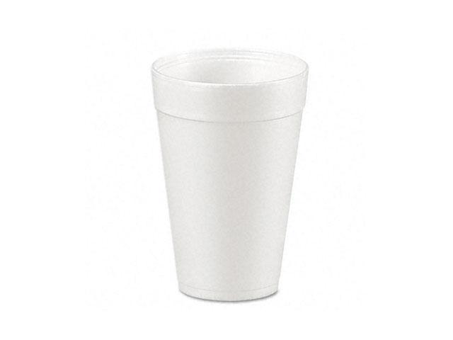 Dawn 32TJ32 Drink Foam Cups, 32 oz., White, 20 Bags of 25/Carton