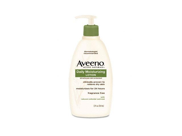 Aveeno Active Naturals 3600 Daily Moisturizing Lotion, 12-oz. Pump Bottle