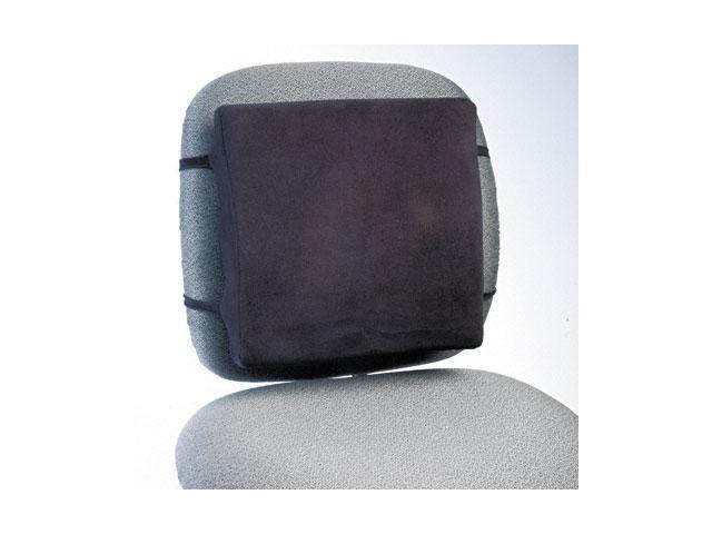 Rubbermaid Commercial 91060 Back Perch w/Fleece Cover, 13w x 2-3/4d x 12-1/2h, Black