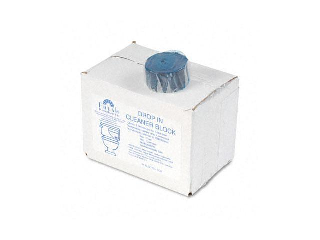 Fresh Products 24DIF Drop-In Tank Non-Para Cleaner Block, 24/Box