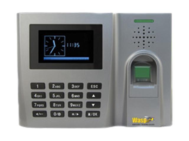 Wasp WaspTime B2000(633808551438) Wasp WaspTime B2000 Biometric Time Clock - fingerprint reader - Ethernet