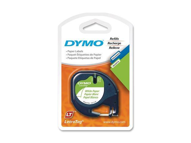 Dymo LetraTag Tapes