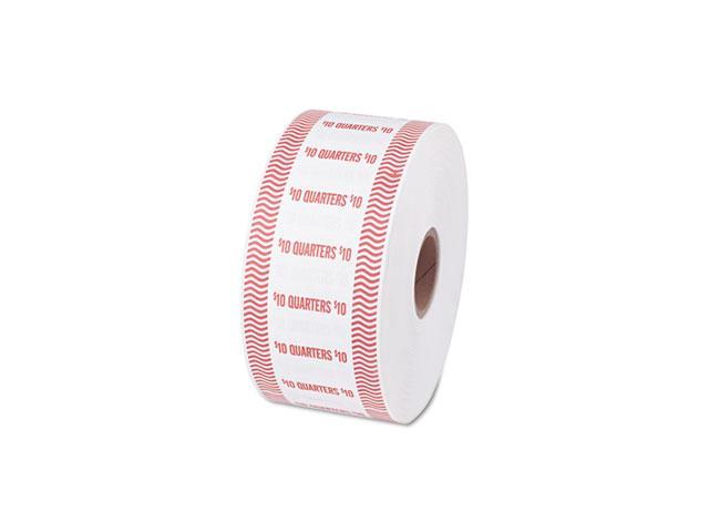 PM Company 51925 Automatic Coin Wrap, Quarters, $10, Continuous Roll Wrappers, 1900/Roll