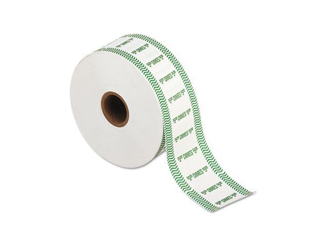 PM Company 51910 Automatic Coin Wrap, Dimes, $5, Continuous Roll Wrappers, 1900/Roll