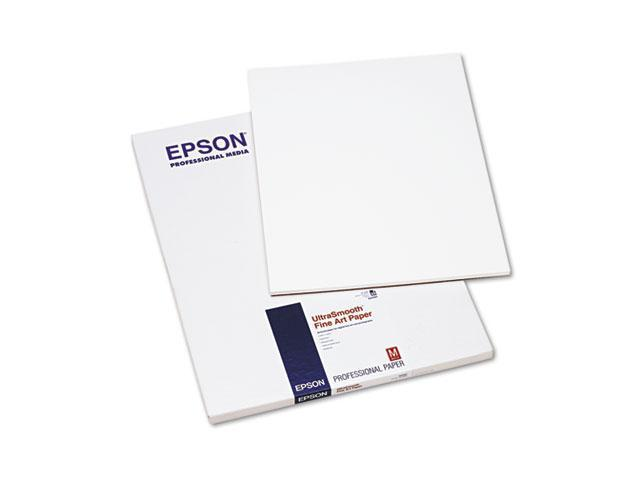 Epson America S041897 Paper for Stylus Pro 7000/9000, 17 x 22, White, 25/Pack