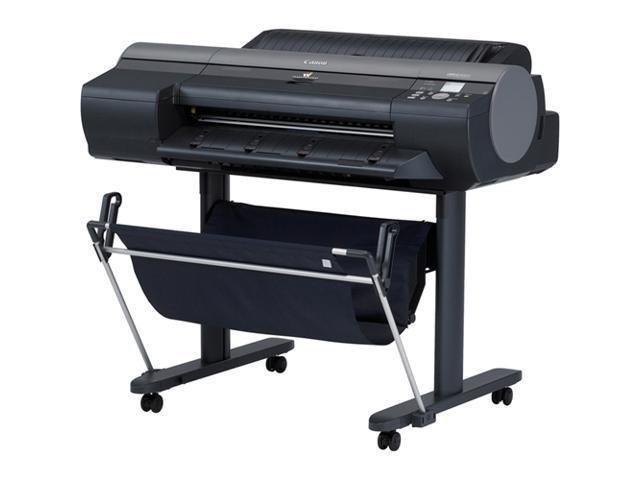 "Canon USA imagePROGRAF iPF6350 24"" Large-Format Inkjet Printer"