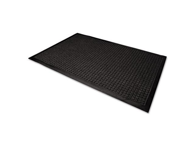 Guardian                                 WaterGuard Wiper Scraper Indoor Mat, 48 x 72, Charcoal