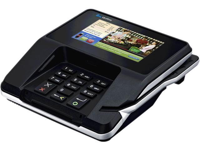 VeriFone M132-409-01-R MX 915 POS Payment Terminal