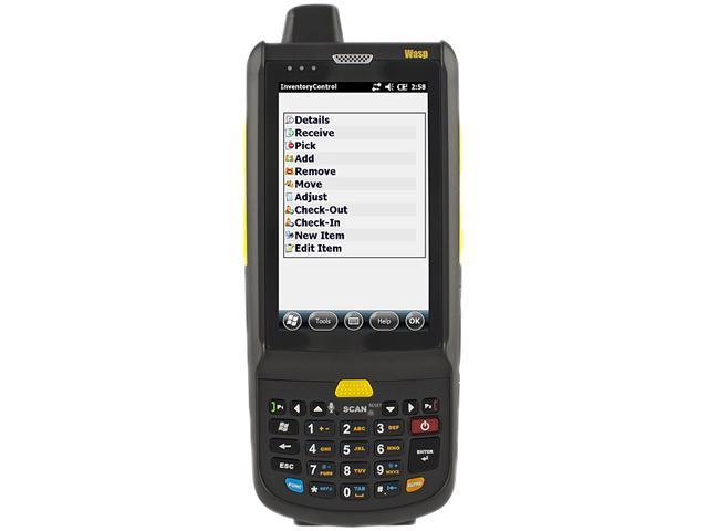 Wasp 633808391317 HC1 Mobile Computer with QWERTY Keypad