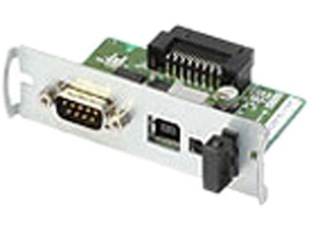 EPSON C32C824092 Ub-U19 USB/Serial Interface Board