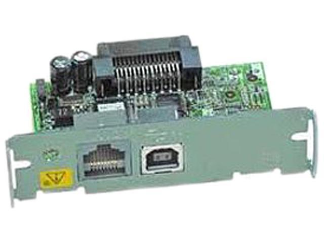 EPSON C32C823991 Connect-It USB Interface Card for the T88IV and H6000 TranScan Only, On Board USB Interface