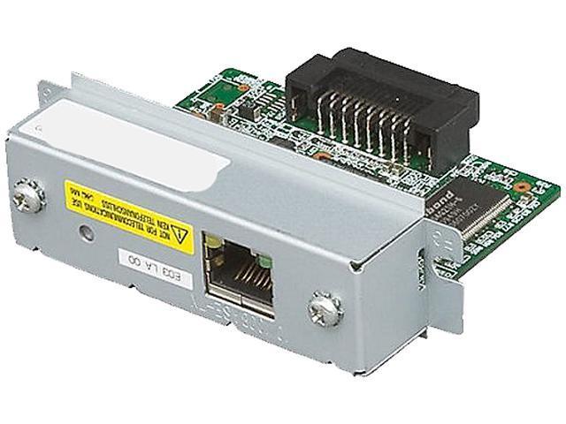Epson C32C824A8921 UB-E03 MPOS Friendly Ethernet CARD