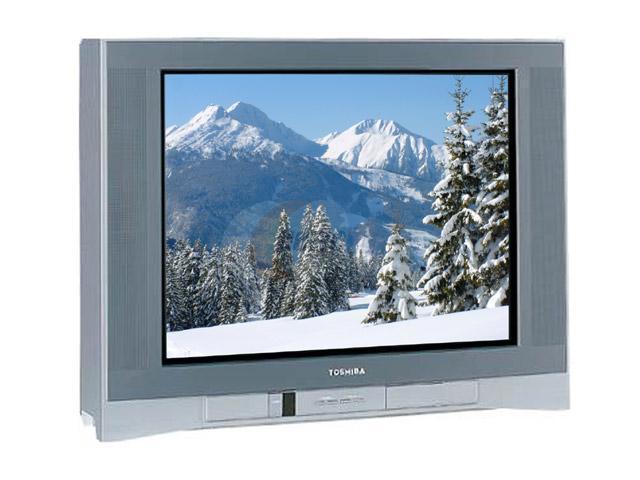 Toshiba 27af45 Fst Pure Flat Tube Color Television