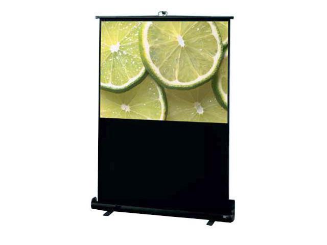 """DRAPER 230116 22.5"""" x 40"""" portable projection screen"""