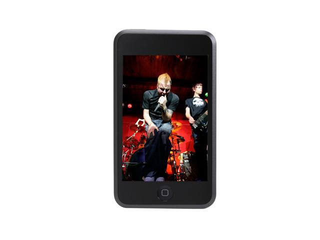 "Apple iPod touch (1st Gen) 3.5"" Black 8GB MP3 / MP4 Player MA623LLA"