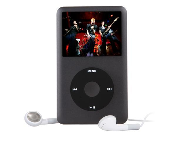 "Apple iPod classic 2.5"" Black 120GB MP3 / MP4 Player MB565LL/A"