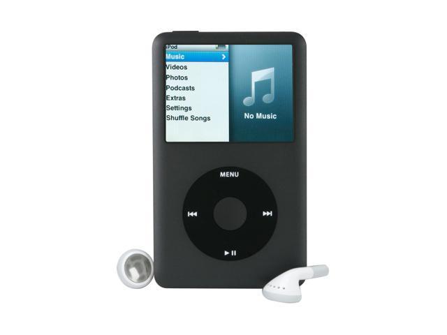 Apple - iPod Classic 160GB (BLACK) MC297LL/A
