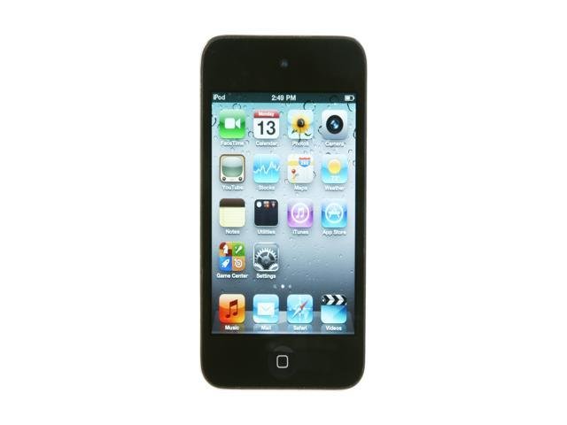 Apple MC547LL/A - 64GB iPod Touch w/ Camera (4th Gen)