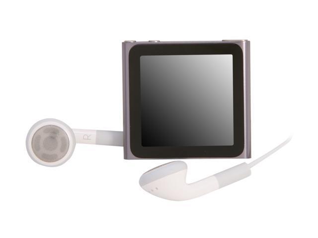 Apple MC688LL/A - 8GB iPod nano (6th Gen) BLACK - Newegg.ca