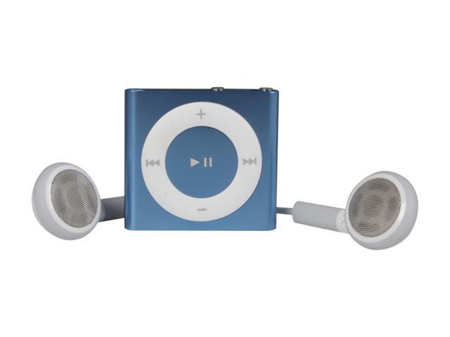 Apple iPod shuffle (4th Generation) Blue 2GB MP3 Player MC751LL/A-R
