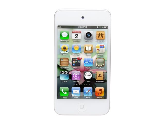 "Apple iPod touch 3.5"" White 8GB MP3 / MP4 Player MD057LL/A"