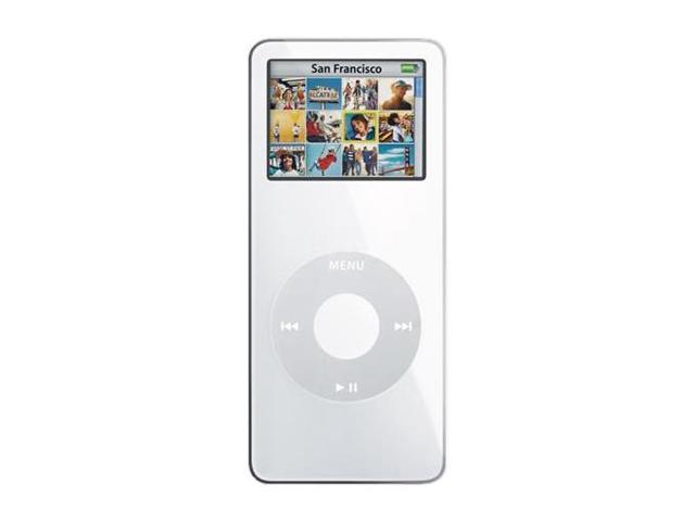 "Apple iPod nano (1st Gen) 1.5"" White 4GB MP3 Player ..."