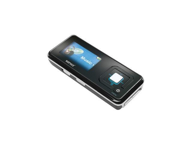 SanDisk Sansa c200 Black 1GB MP3 Player Sansa c240