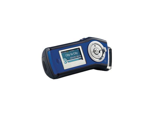 iRiver T10 Blue 1GB MP3 Player T101GB