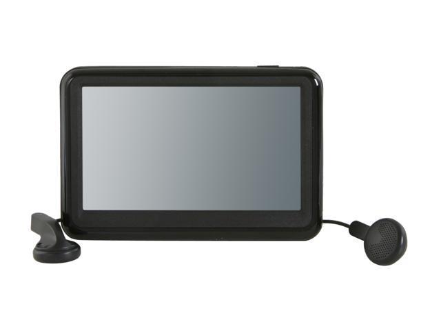 "SYLVANIA 3.6"" Black 4GB Video MP3 Player SMPK4230"