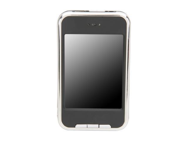 "SYLVANIA 2.8"" Black 4GB Video MP3 Player SMPK7834"