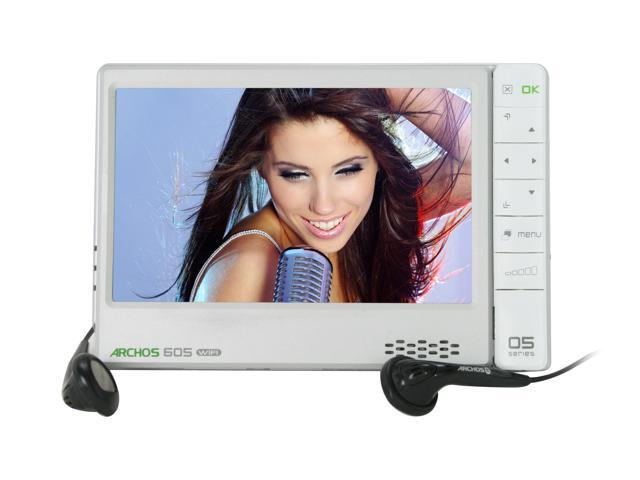 Archos R500948 30GB WiFi Portable Media Player with 4.3