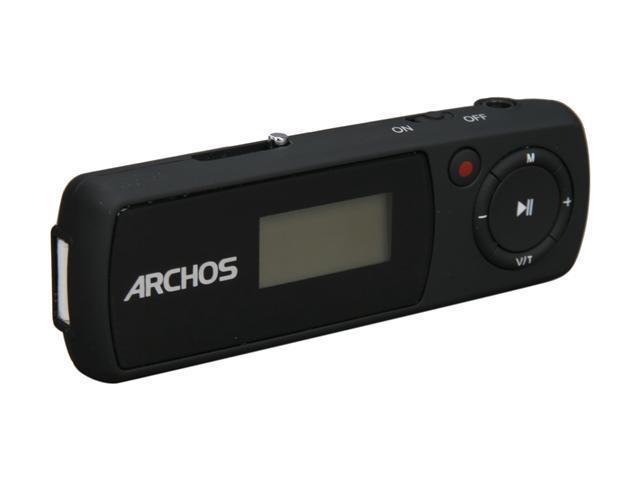 ARCHOS Key Black 4GB MP3 Player 501511