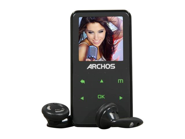 "ARCHOS 15 vision 1.5"" Black 4GB MP3 / MP4 Player"
