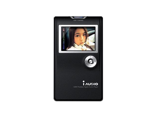 iAUDIO X5 Black 30GB MP3 / MP4 Player X5L