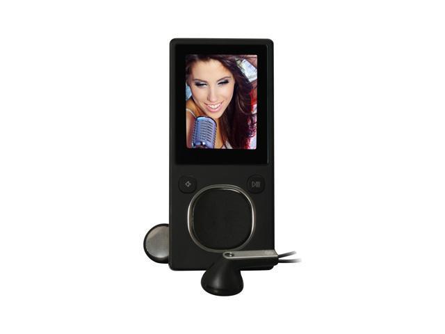 "Microsoft Zune 1.8"" Black 8GB MP3 / MP4 Player"