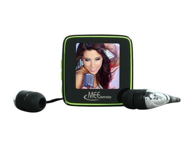 """Mee audio 1.5"""" Black 2GB MP3 / MP4 Player MiniMeeII"""