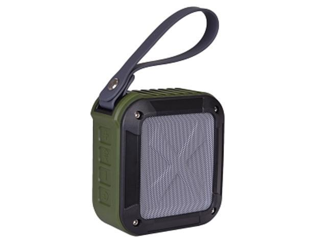 Logisys SP606MG Bluetooth Wireless Waterproof Rugged Rechargeable Speaker